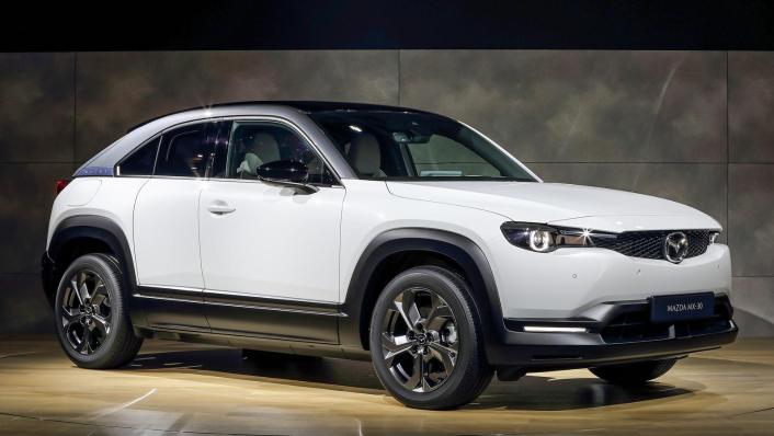 2020 Mazda MX-30 Upcoming version Exterior 001
