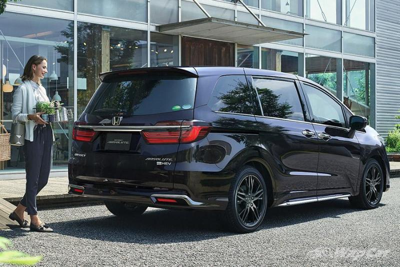 Honda Odyssey hembus nafas terakhir, Malaysia boleh dapat satu facelift lagi? 02