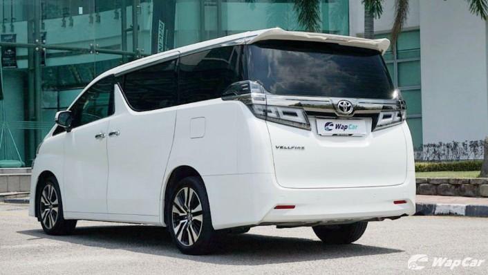 2020 Toyota Vellfire 2.5 Exterior 007