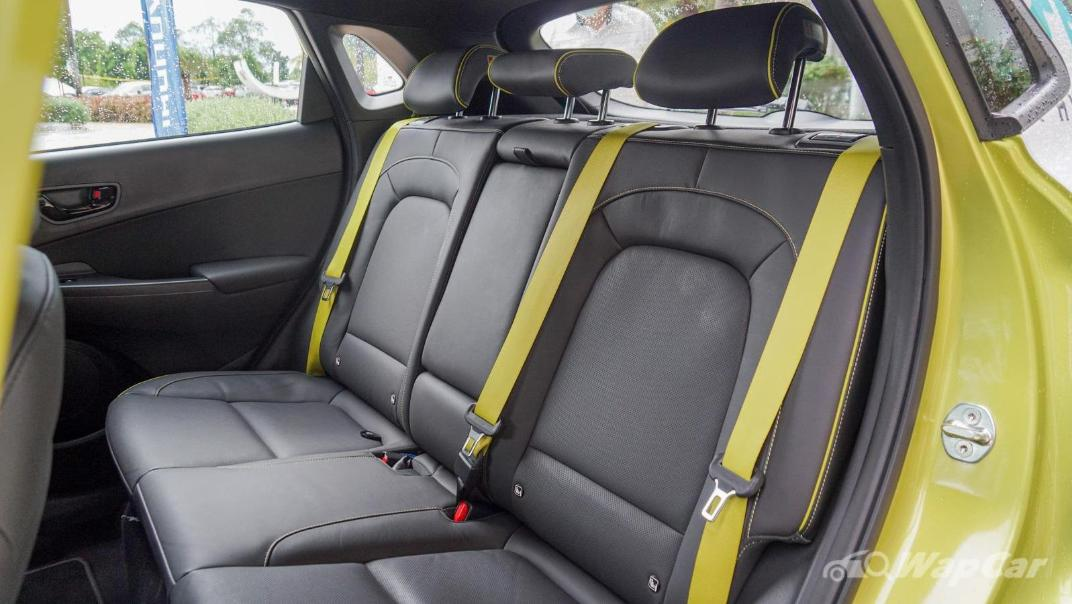 2020 Hyundai Kona 1.6 T-GDi High Interior 023