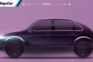 Disangka VW Beetle, inilah kereta elektrik Ora yang terbaru!