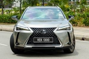 Lower prices for Lexus UX with new Lexus Next Step financing