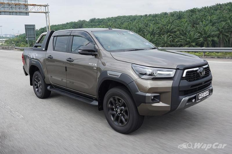 These pick-ups are launching in Malaysia in 2021! BT-50, Ranger, Navara 02