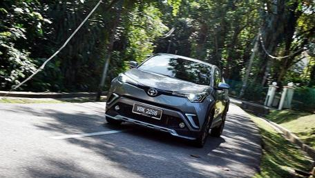2019 Toyota C-HR 1.8 Price, Reviews,Specs,Gallery In Malaysia | Wapcar