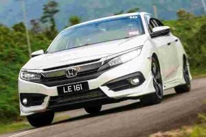 In Brief: New Honda Civic 2019, Best-Selling C-Segment Sedan In Malaysia