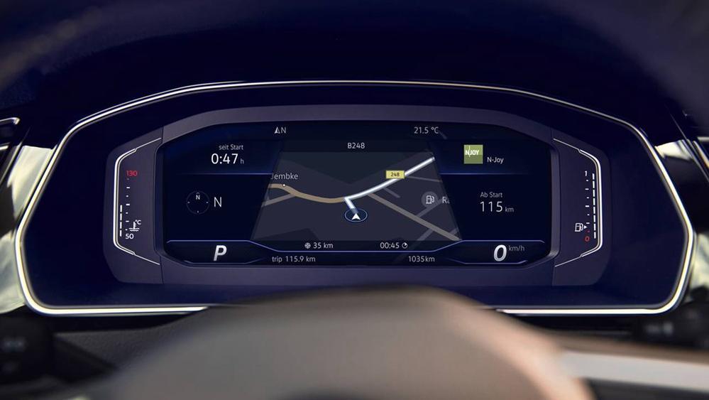 2020 Volkswagen Passat 2.0TSI Elegance Interior 108