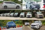 Top Rank - Five most comfortable 7-seaters that's not an Alphard
