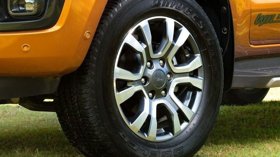 Ford Ranger (2018) Exterior 014