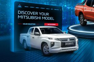 View and order your newest Mitsubishi model all from the comfort of home!