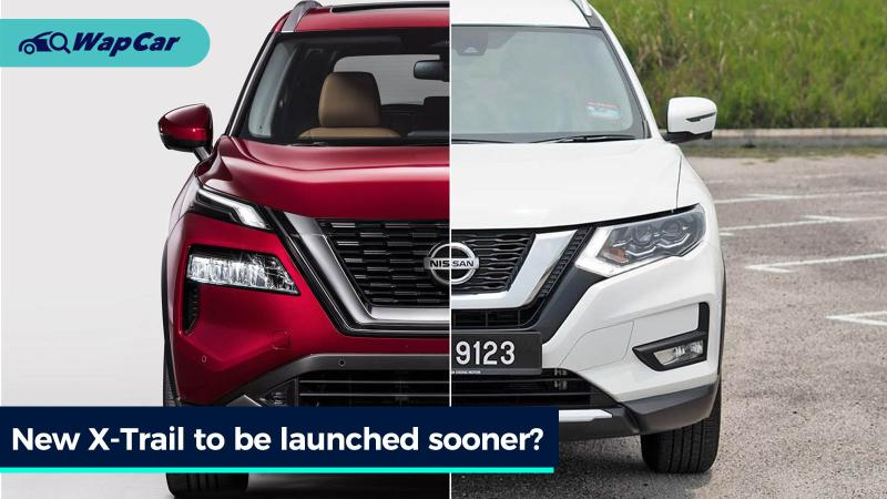 2019 Nissan X Trail Discontinued In Thailand Replacement Soon Wapcar