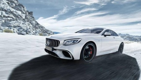 Mercedes-Benz AMG S-Class Coupe
