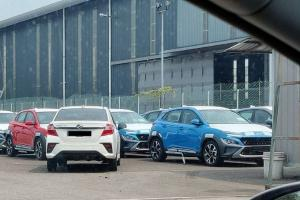 Spied: 2021 Hyundai Kona facelift in Malaysia - better equipped to fight the X50?