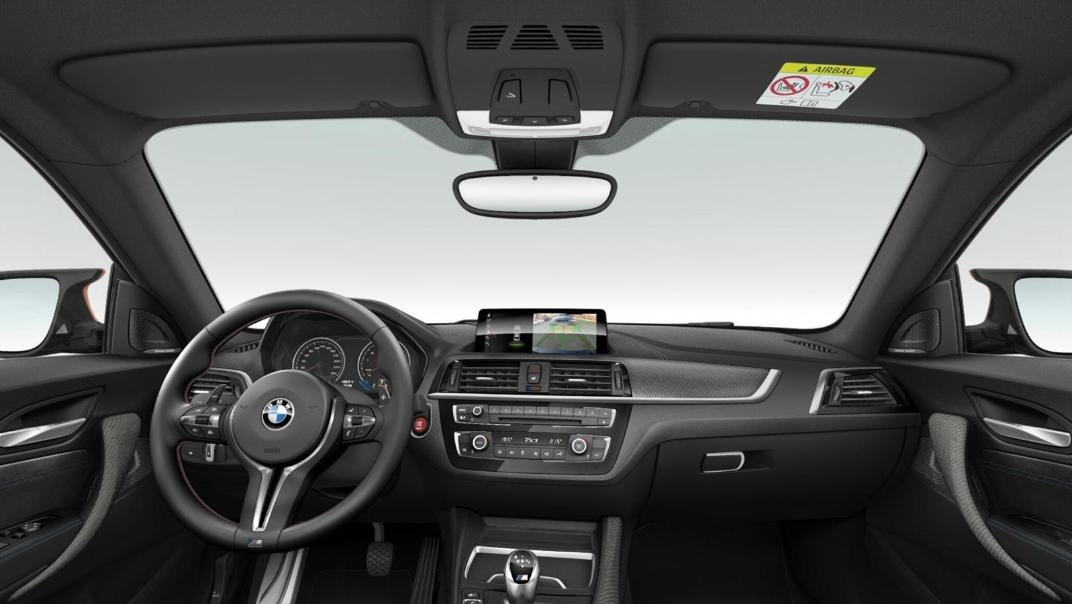 2019 BMW M2 Competition DCT Interior 002