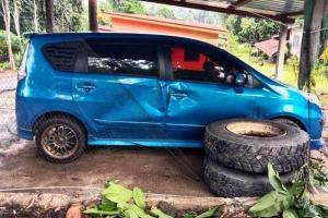 Perodua Alza jadi hero selamatkan keluarga