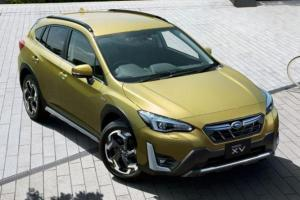 Subaru XV facelift launched in Japan; New grille, e-Active Shift Control