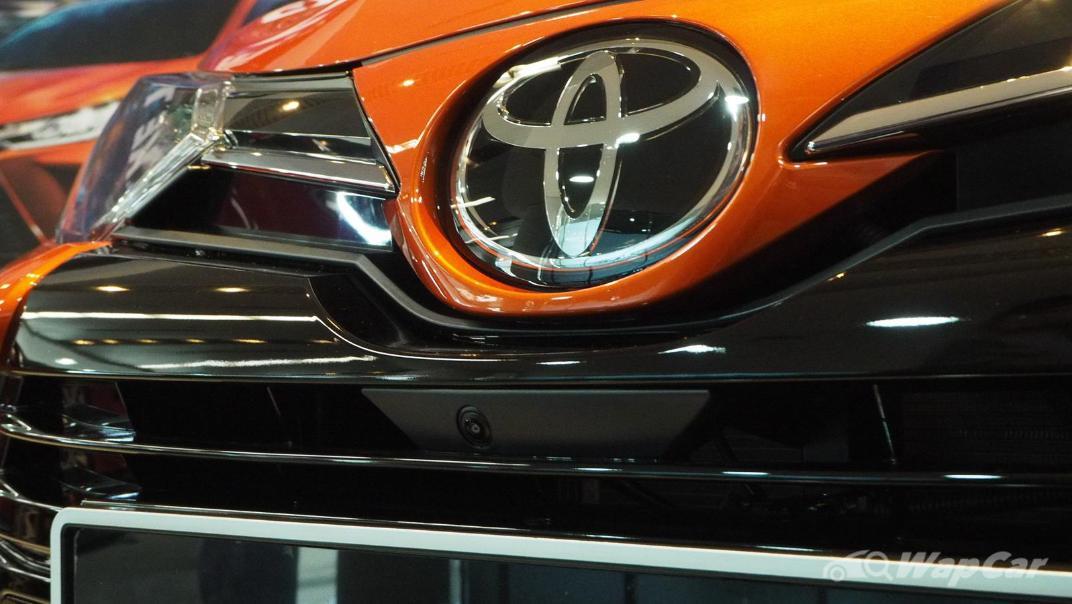 2021 Toyota Vios 1.5G Exterior 010