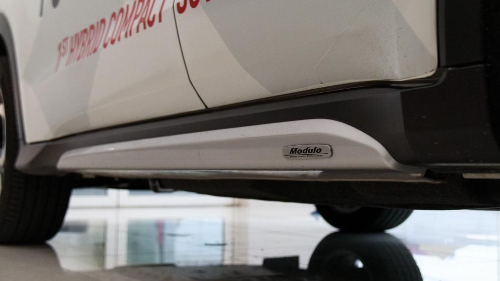 2019 Honda HR-V 1.5 Hybrid Exterior 019