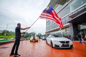 BMW Malaysia celebrates ///Malaysia day with M-owners