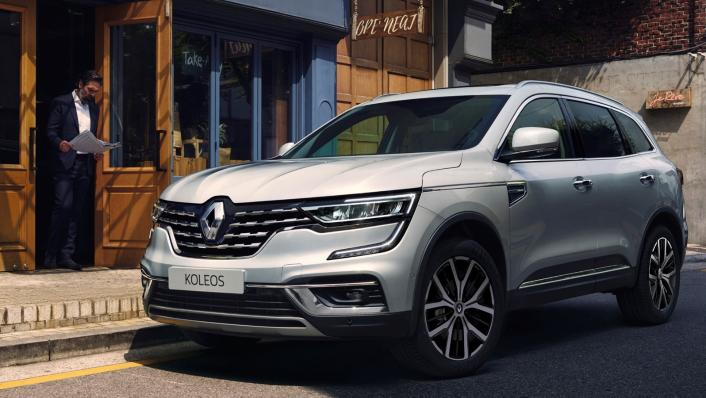2021 Renault Koleos Exterior 006