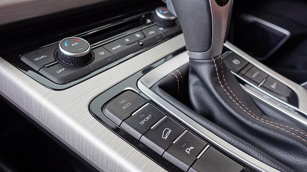 2018 Proton X70 1.8 TGDI Premium 2WD Interior 028