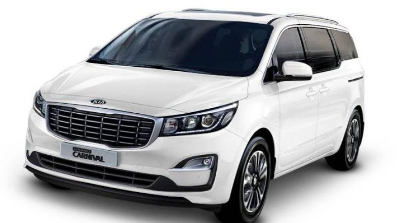 Kia Grand Carnival (2018) Others 008