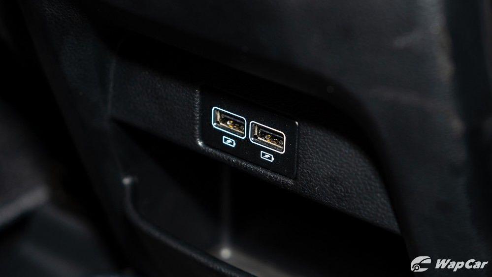 2020 Proton X70 1.8 Premium 2WD Interior 053