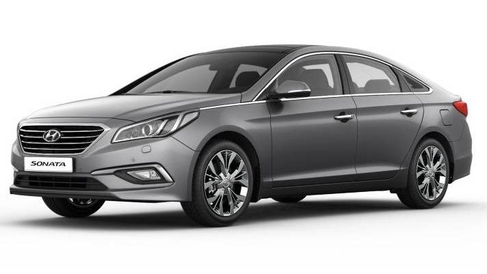 Hyundai Sonata (2017) Others 004