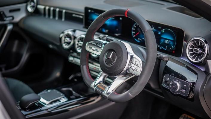 2019 Mercedes-Benz AMG A-Class A35 Interior 002