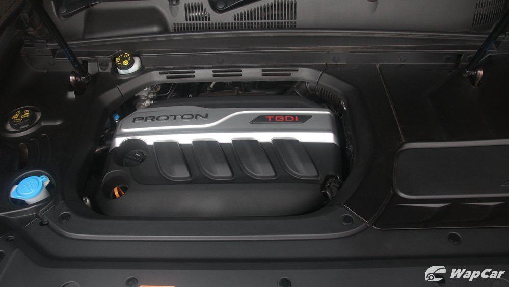 2018 Proton X70 1.8 TGDI Premium 2WD Interior 124
