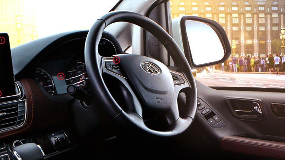 2014 Maxus G10 SE Interior 002