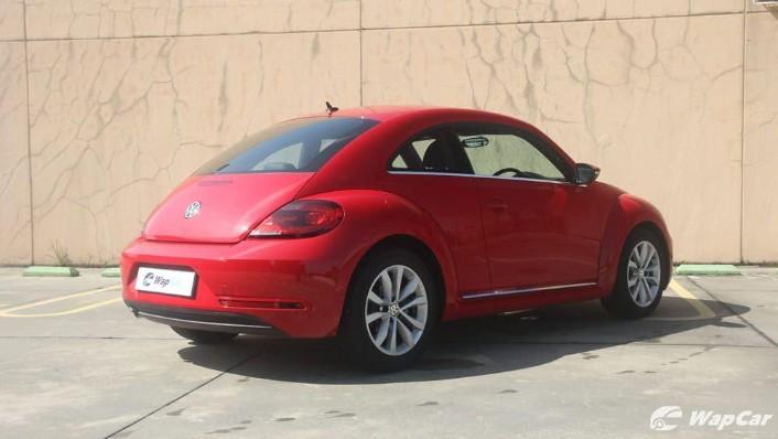 2018 Volkswagen Beetle 1.2 TSI Sport Exterior 005