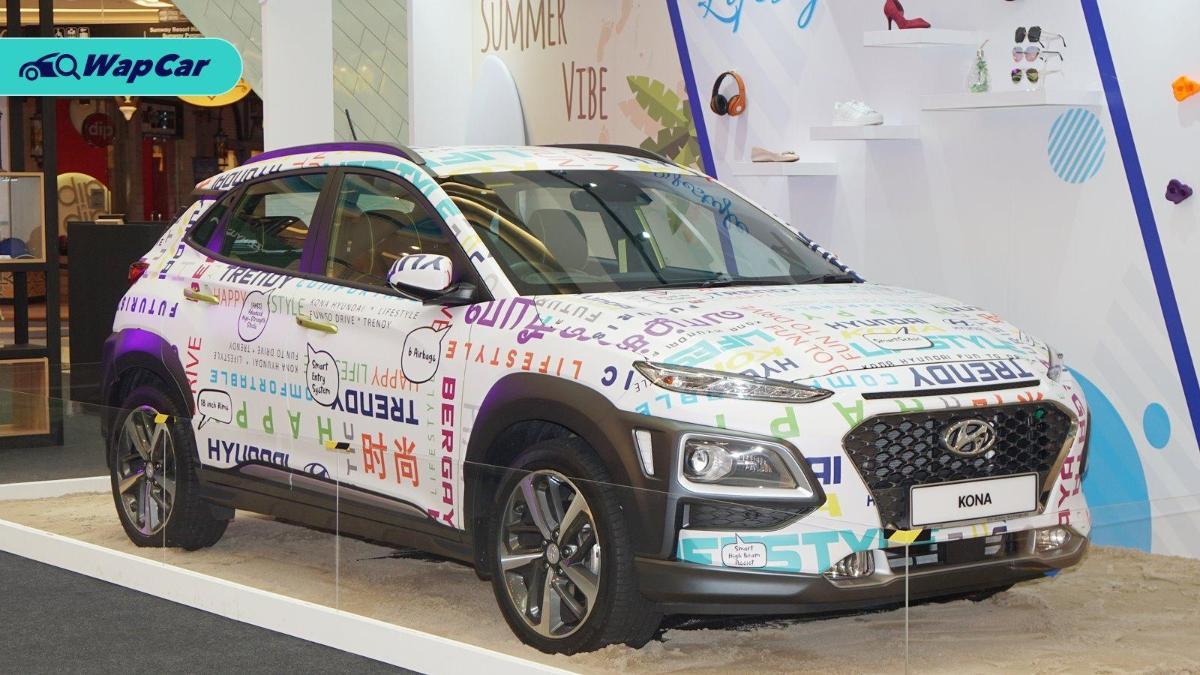 Superlative-wrapped Hyundai Kona showcased in Malaysia - more than meets the eye 01