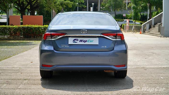 2020 Toyota Corolla Altis 1.8E Exterior 006