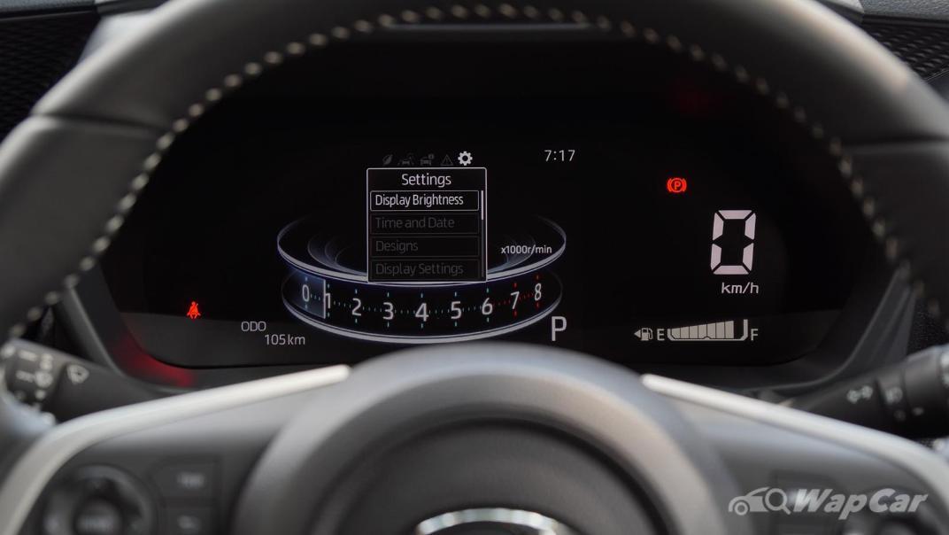 2021 Perodua Ativa 1.0L Turbo AV Special Metallic Interior 026