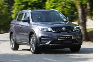 2020 Proton X70 introduced in Bangladesh, gets 1.5T engine with 177 PS/255 Nm, 7-spd DCT