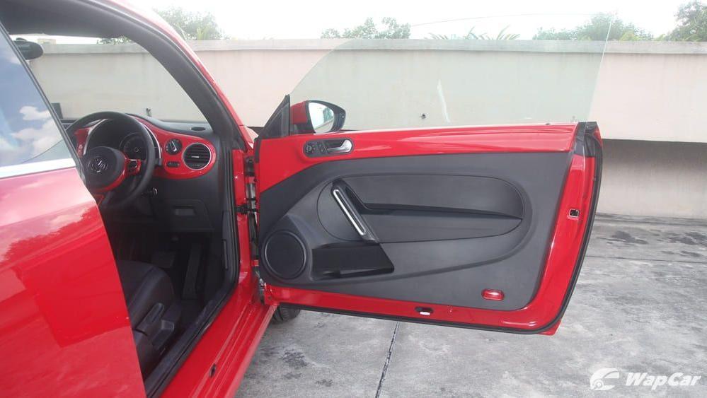 2018 Volkswagen Beetle 1.2 TSI Sport Interior 018