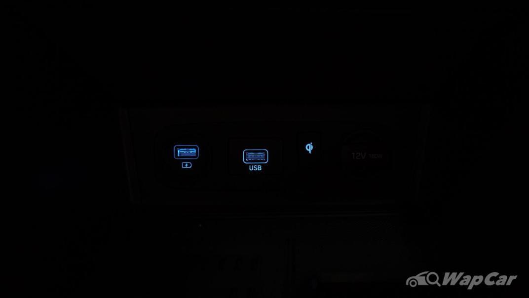 2020 Hyundai Sonata 2.5 Premium Interior 092