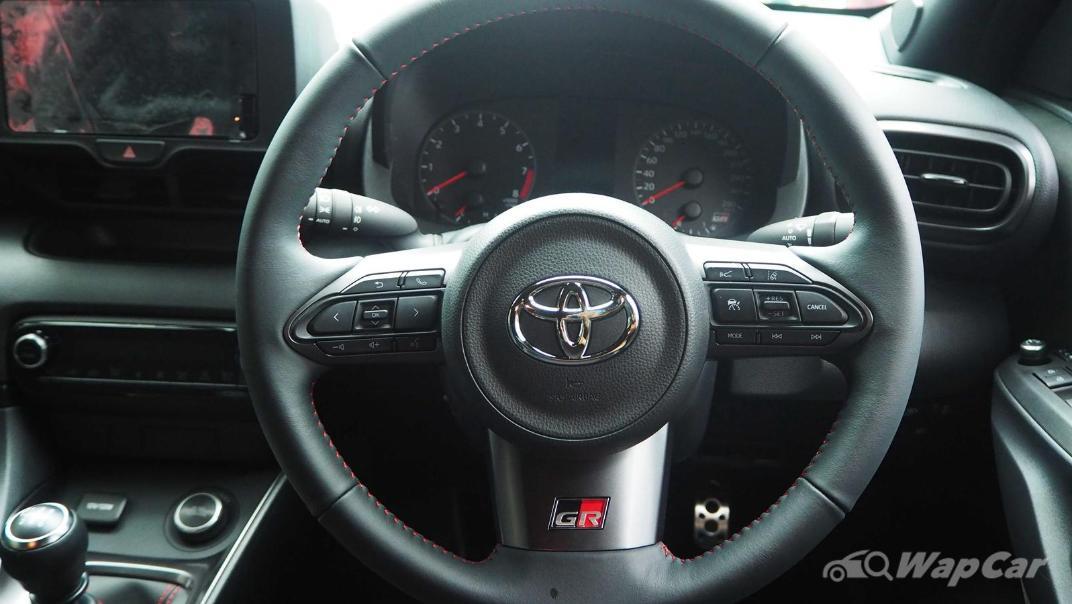 2021 Toyota GR Yaris Interior 004