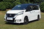 Review: The Nissan Serena will not inspire you, but few other MPVs can do a better job