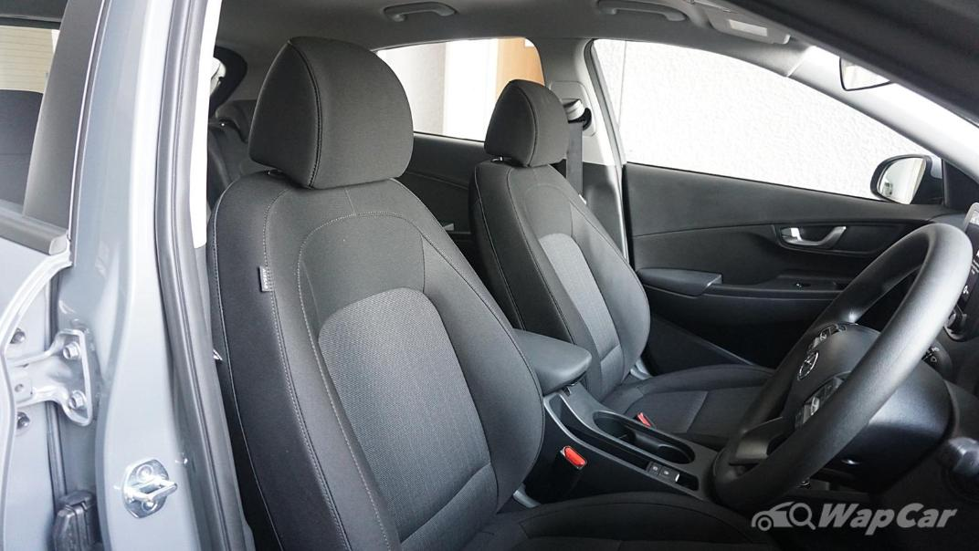 2021 Hyundai Kona 2.0 Standard Interior 036