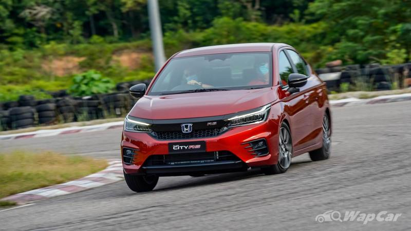 Honda opens Malaysia's first hybrid vehicle battery assembly plant, for 2020 Honda City RS 02
