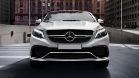 2018 Mercedes-Benz GLE Coupe GLE 400 4Matic Coupe AMG Line Exterior 004