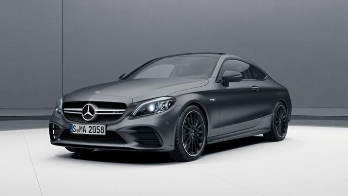 2018 Mercedes-Benz AMG C-Class Coupe AMG C 43 4MATIC Exterior 009