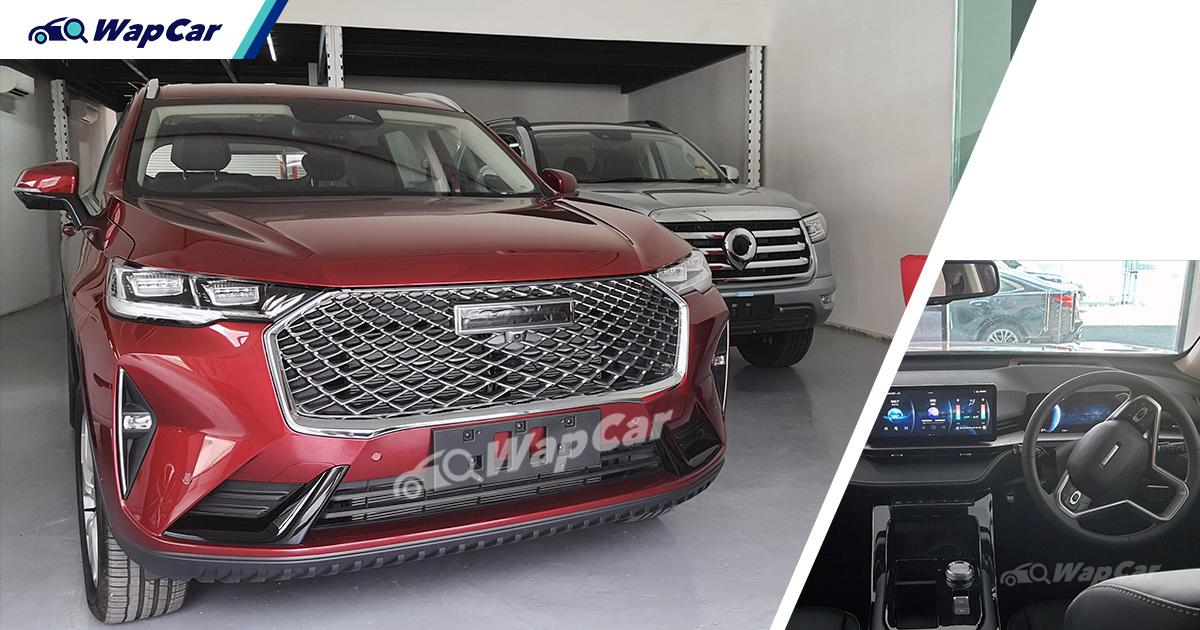 Spied: Exclusive look at the Haval H6 on Malaysian soil - Be very afraid, X70 01