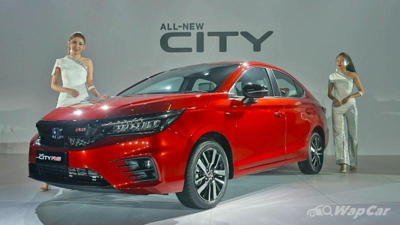 15 pelancaran terhangat untuk tahun 2020 - Honda City, Proton X50 dan banyak lagi! 02