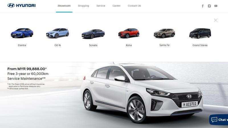 Hyundai Ioniq digugurkan dari laman web Hyundai Malaysia? 02