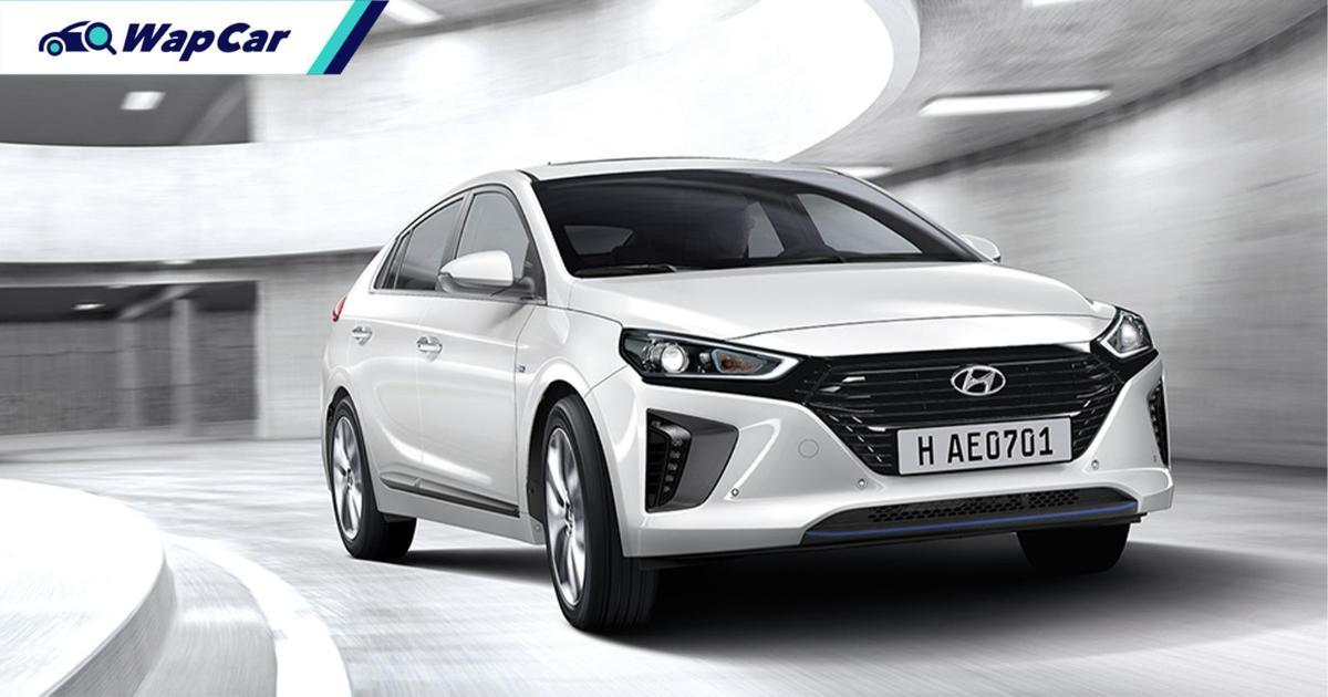 Hyundai Ioniq digugurkan dari laman web Hyundai Malaysia? 01