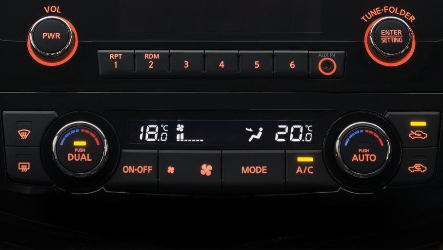 Nissan Teana (2018) Interior 004