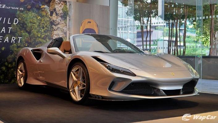 2020 Ferrari F8 Spider  Exterior 004