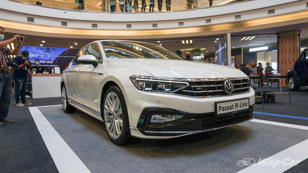 2020 Volkswagen Passat 2.0TSI R-Line Exterior 016